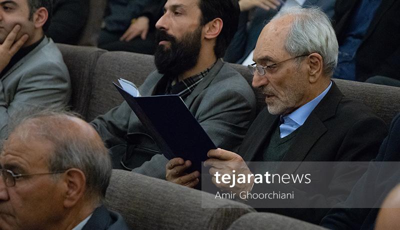 مراسم ختم زنده یاد شاهرخ ظهیری (گزارش تصویری) - 10