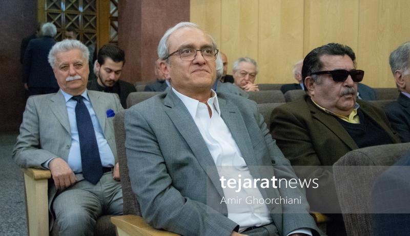 مراسم ختم زنده یاد شاهرخ ظهیری (گزارش تصویری) - 12