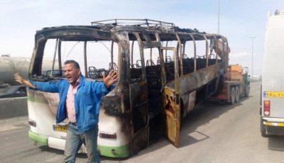 ۱۴ مصدوم و 7 فوتی در تصادف اتوبان تهران – ساوه