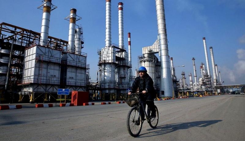 پالایشگاه نفت ایران