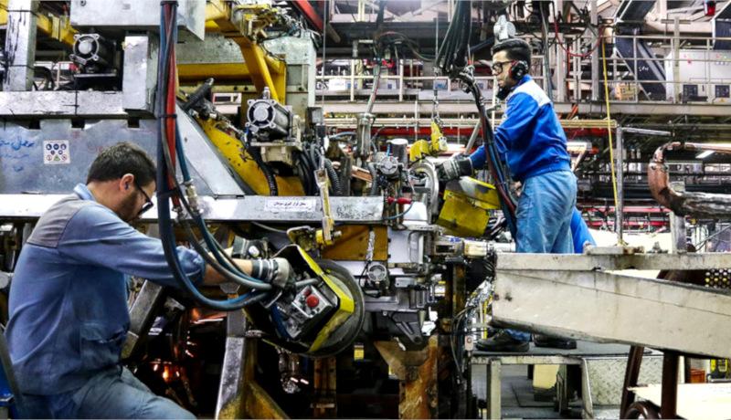 کارخانه تولیدی ایران خودرو