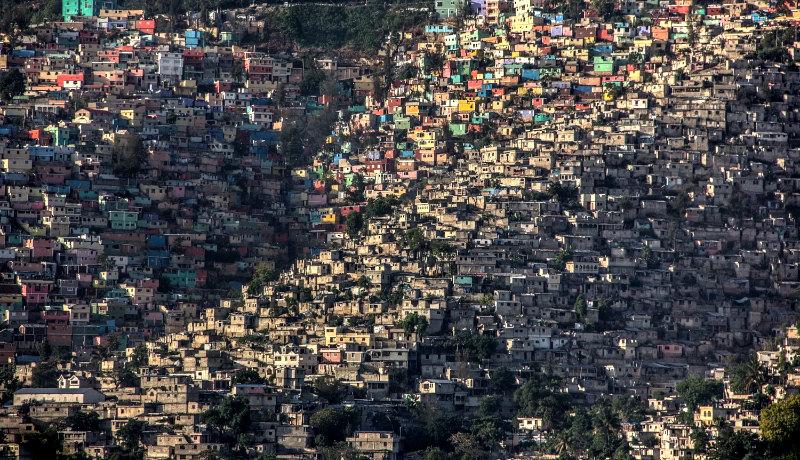 روستای پورتائو پرینس هاییتی