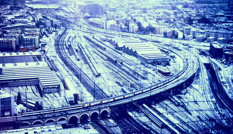 ایستگاه قطار مرکزی زوریخ