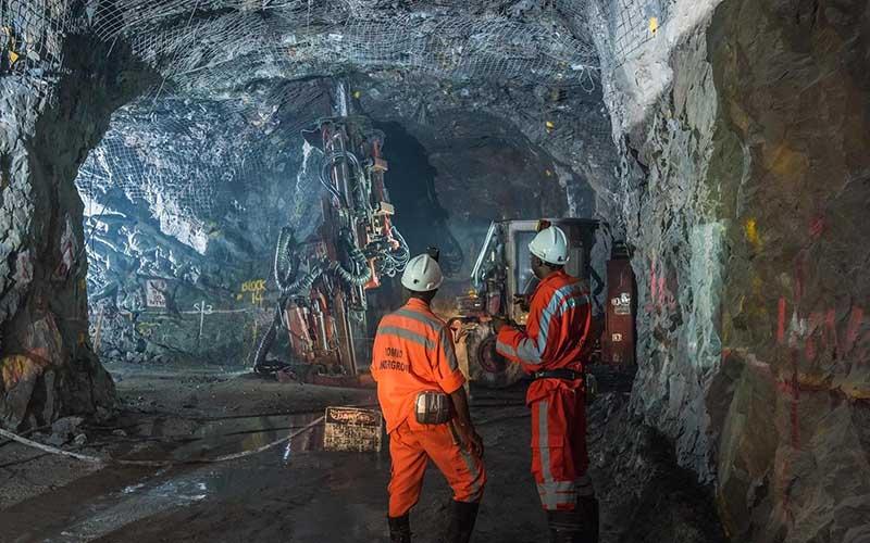 افتتاح ۳ میلیارد دلار طرحهای معدنی در سال جاری