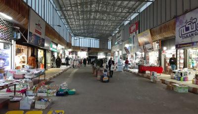 مهاجرت مغازهداران خارجی به ایران