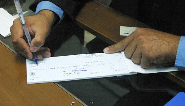 روند مبادلات با چک مثبت شد /  ۹ درصد چکها برگشت خورد