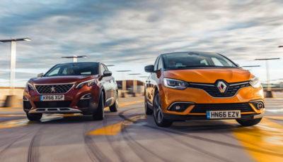 کاهش فروش خودروسازان فرانسوی با خروج از ایران