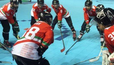برپایی اردوی تیم ملی هاکی روی یخ در تهران/ اینلاین بازها هم وارد اردو میشوند