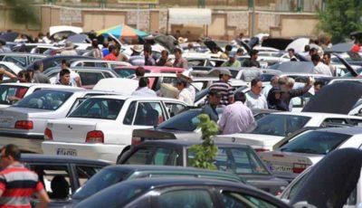 قیمت خودرو در بازار امروز سوم مهر