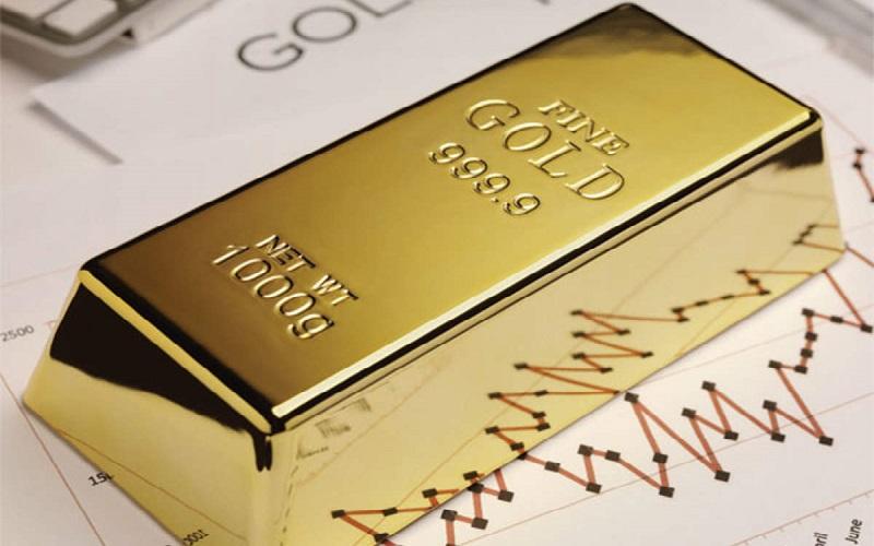 قیمت طلای جهانی در خطر سقوط
