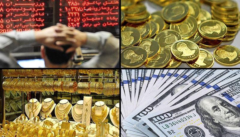 دلار و طلا در یک سال اخیر چقدر تغییر کردهاند؟