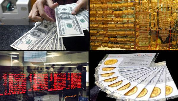مقایسه پنج ساله بازارهای مسکن، طلا، ارز و بورس