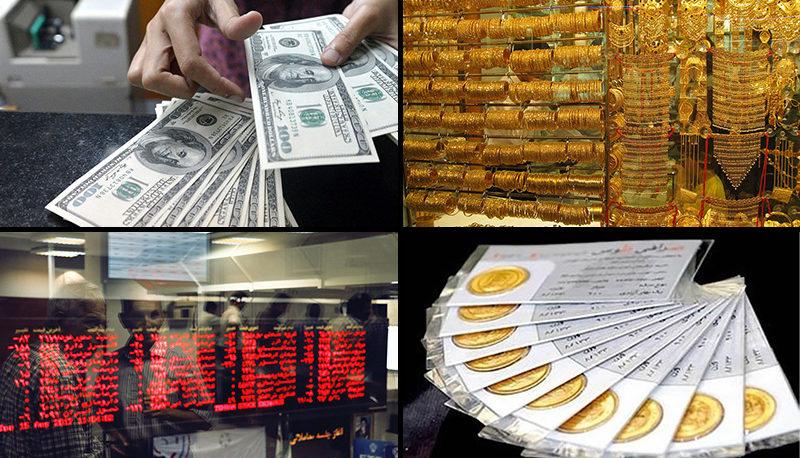 آنالیز بازارها در هفته دوم آذر ماه / رشد همپای طلا و سکه /  دلار در رقابت ثبت بازدهی عقب ماند