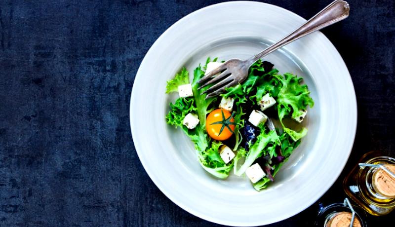 بشقاب سبزی