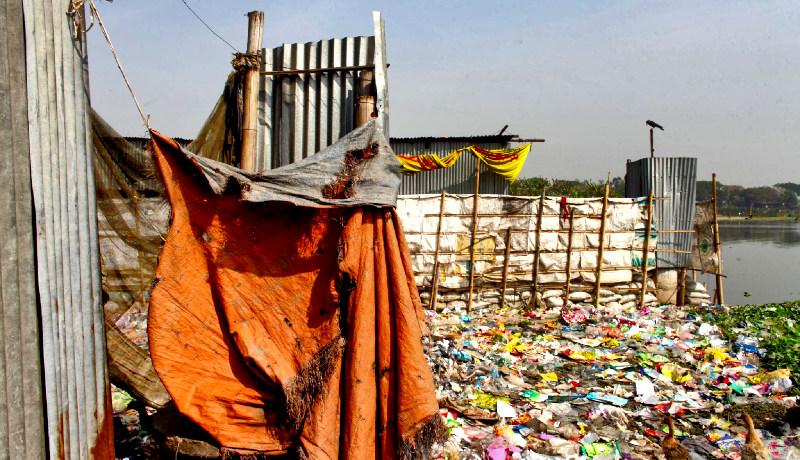بنگلادش دستشویی غیربهداشتی