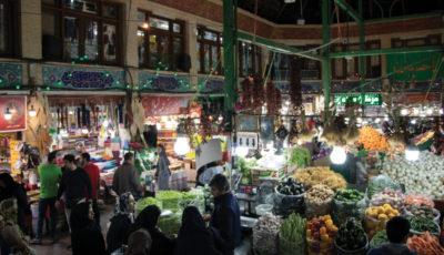 قیمت امروز انواع میوه و صیفیجات در بازار تجریش تهران (گزارش تصویری)