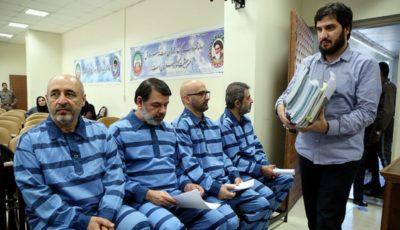 سومین جلسه دادگاه رسیدگی به اتهامات هادی رضوی و ۳۰ متهم دیگر پرونده بانک سرمایه