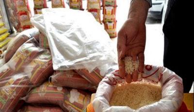 برنج هندی در راه ایران