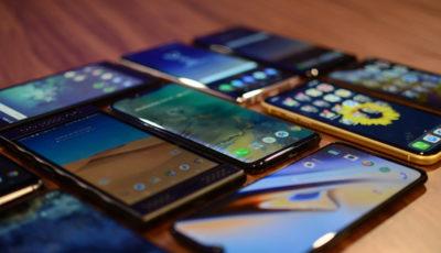 بازار تلفن همراه کمبودی ندارد