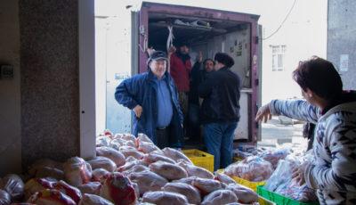 خریداری مرغ برای تامین ذخایر استراتژیک