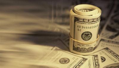 سقوط دلار به عمق پنج ماه گذشته