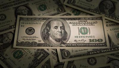 دلار به بالاترین سطح ۶ روز اخیر رسید
