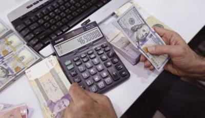 دلار در مهلت ۶۰ روزه ۲۵۰۰ تومان سقوط کرد