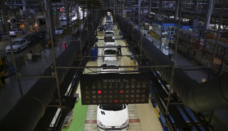 خودروهای بورسی 1.5 برابر خودروهای آهنی سود دادند
