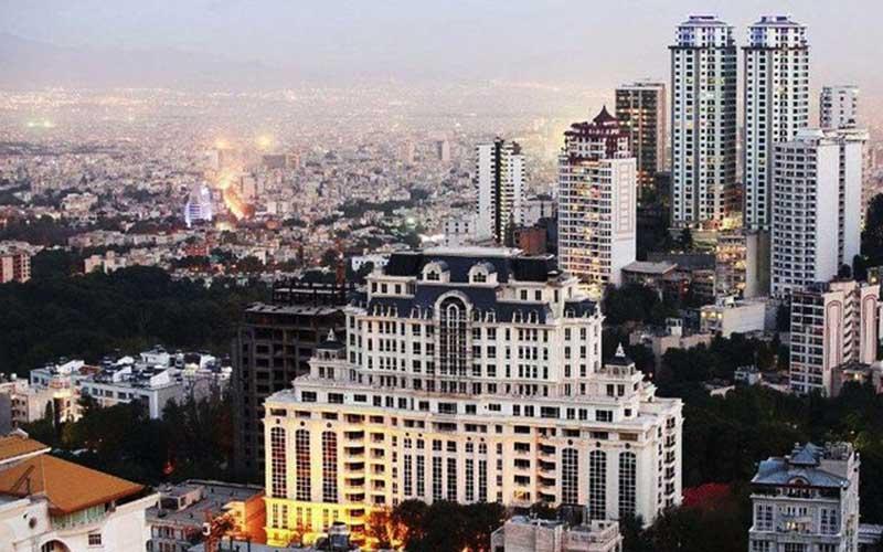 اختلاف ۵۶ میلیونی قیمت هر متر خانه در تهران
