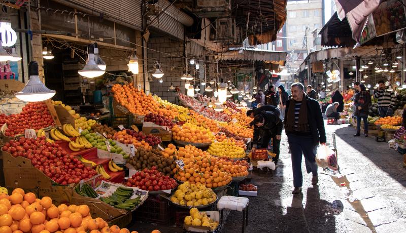 گرانی پرتقال با شیوع کرونا / پیاز متورمترین خوراکی سال ۹۸ شد