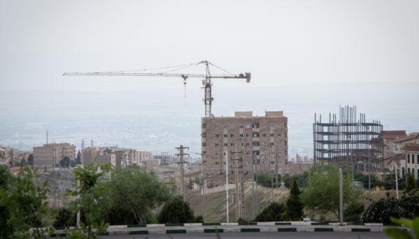 آخرین وضعیت بازار مسکن شهر جدید هشتگرد (گزارش تصویری)