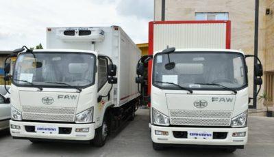 افزایش قیمت بیش از 200 میلیونی کامیون و مینیبوس / شرکت بهمن دیزل رسما قیمت محصولاتش را گران کرد