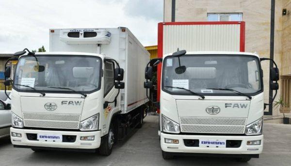 افزایش قیمت بیش از ۲۰۰ میلیونی کامیون و مینیبوس / شرکت بهمن دیزل رسما قیمت محصولاتش را گران کرد
