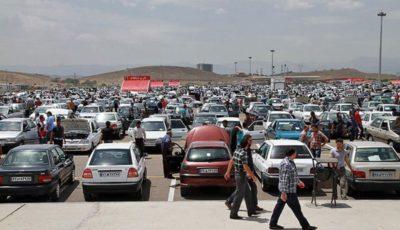 سازوکار تعیین قیمت خودرو در سایتها اعلام شد