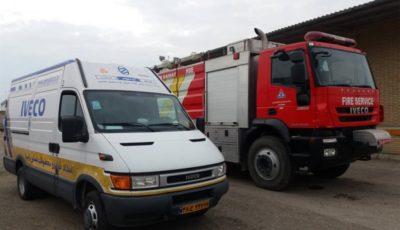 طرح امداد نوروزی خودروهای سنگین زامیاد تا پایان تعطیلات اجرا میشود