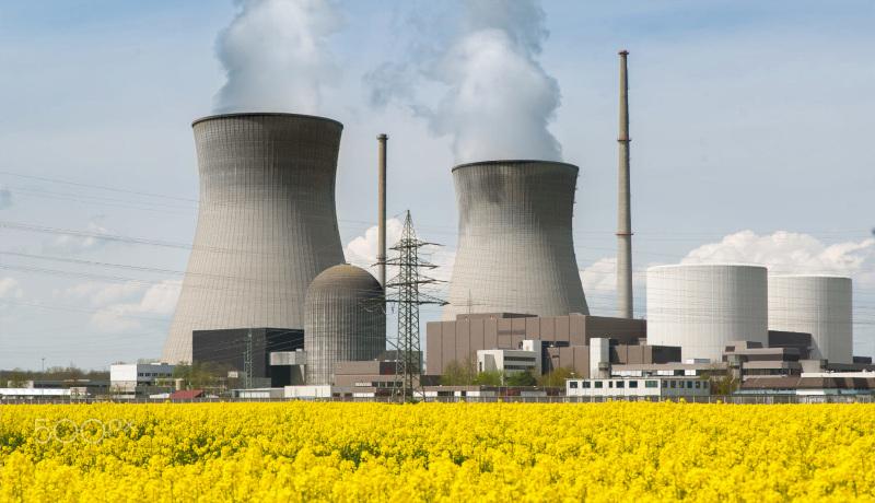 نیروگاه هستهای کلن آلمان
