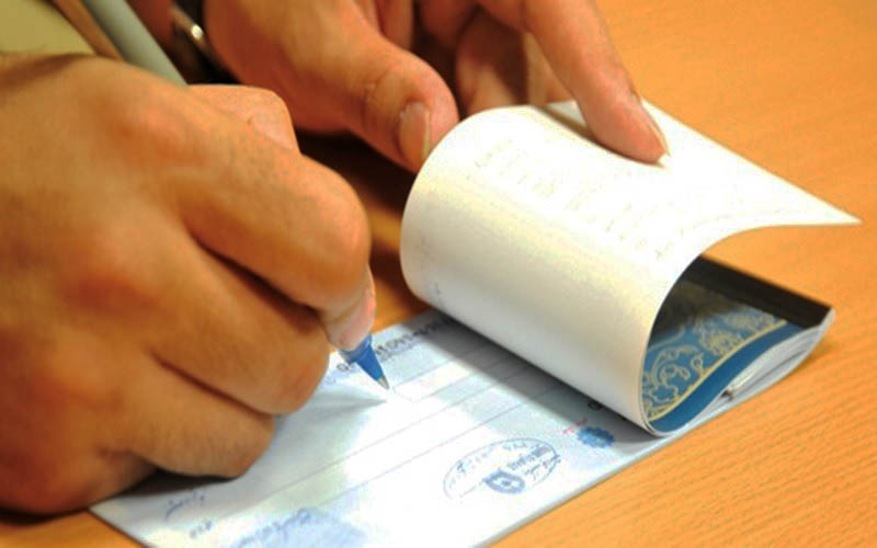 کاهش استفاده از چک در فروردین / ارزش چکهای مبادلهای یکماهه نصف شد /  بیشترین چکهای مبادلهای در استان ایلام