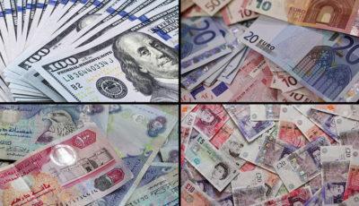 یورو و پوند گران شدند، دلار ثابت ماند