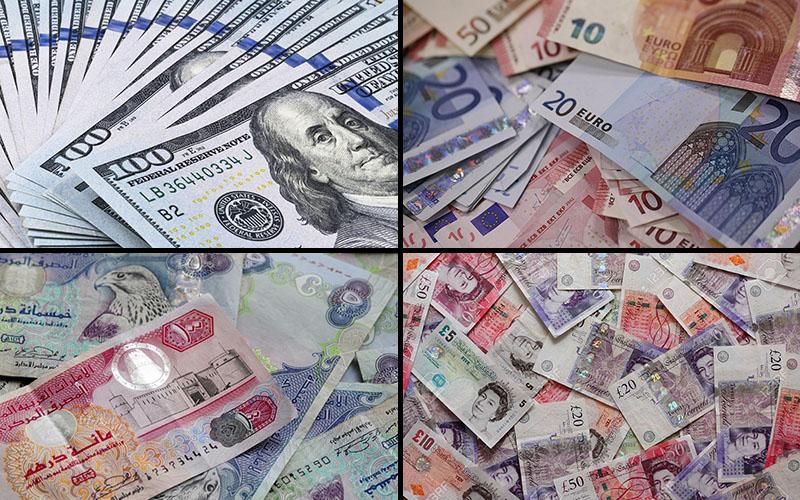 جدیدترین قیمت ارزهای خارجی