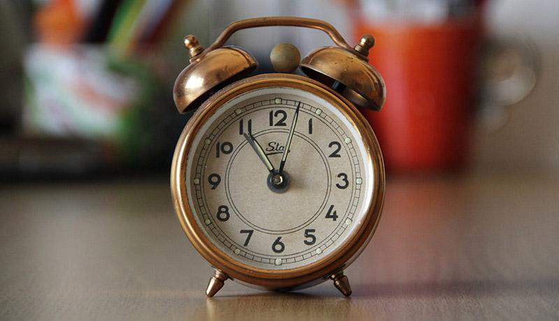ساعت زنگدار