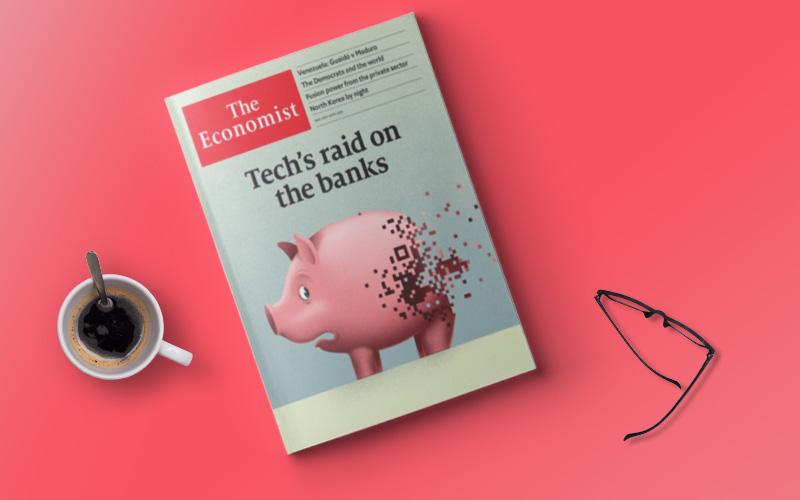 انقلاب اسمارتفونها در نظام بانکداری چه تاثیری بر اقتصاد جهان دارد؟