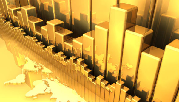 جدیدترین قیمت جهانی طلا / ریسکهای ژئوپلیتیک طلا را گران نکرد