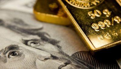 سقوط طلا در بازار جهانی