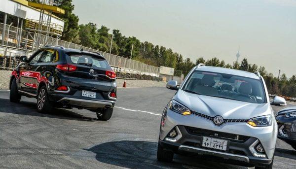 ۳ برند چینی بازار خودرو ایران را ترک کردند