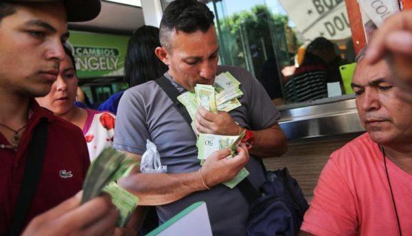 رشد اقتصادی ونزوئلا منفی ۳۵ درصد میشود!