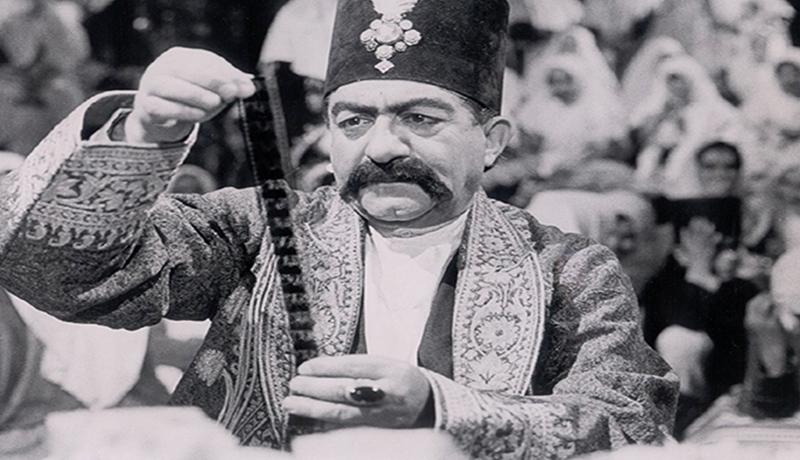 ناصرالدینشاه آکتور سینما