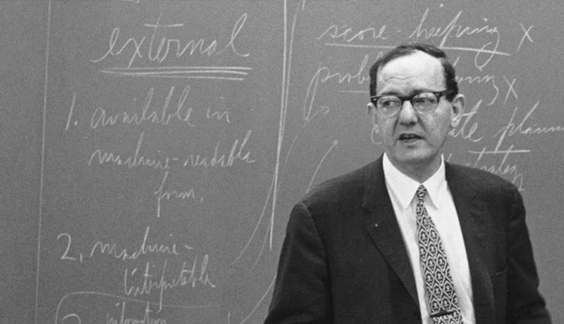 هربرت سایمون (برنده نوبل اقتصاد-1978)
