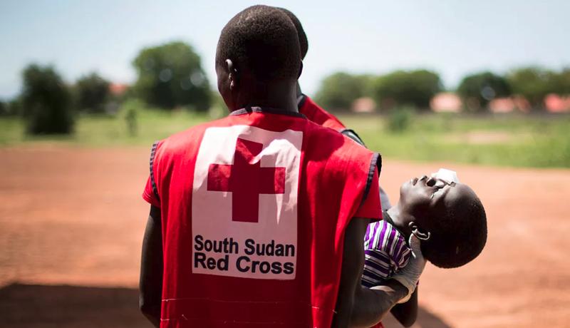 صلیب سرخ در آفریقا