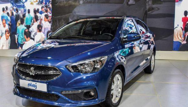 خودروی جدید سایپا وارد بازار میشود