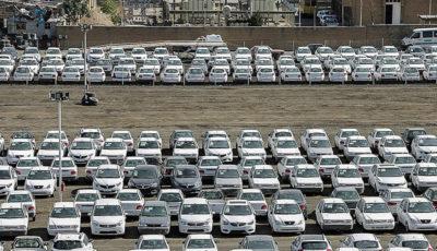 دپوی بیش از ۷۸ هزار خودرو در پارکینگ سایپا / تولیدات سایپا یکماهه ۱۱۴ درصد افزایش یافت